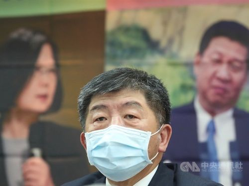 陳衛生福利部長