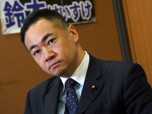 鈴木外務副大臣