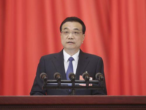 中国の李首相=中新社提供