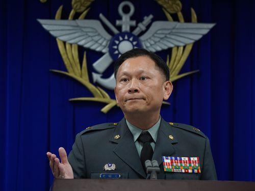 国防部の史順文報道官