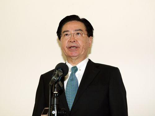 呉外交部長