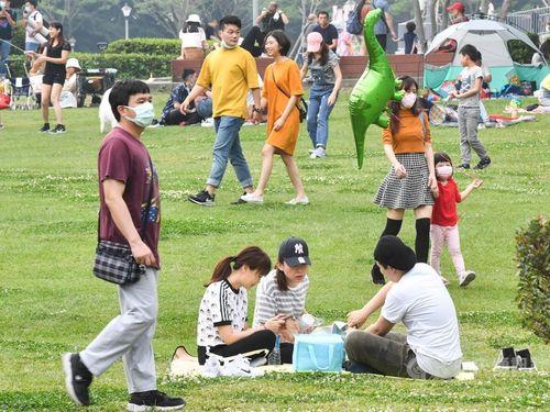 31日の台湾各地、広範囲で晴れ=資料写真