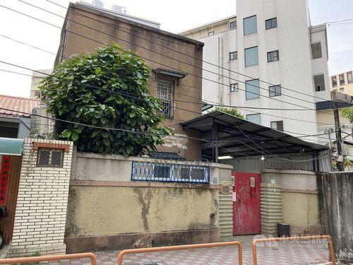 湯徳章氏の旧宅=台南市文化資産保護協会提供