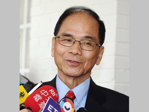 釣魚台領有権  立法院長「争議の棚上げ、共同開発」を改めて主張/台湾