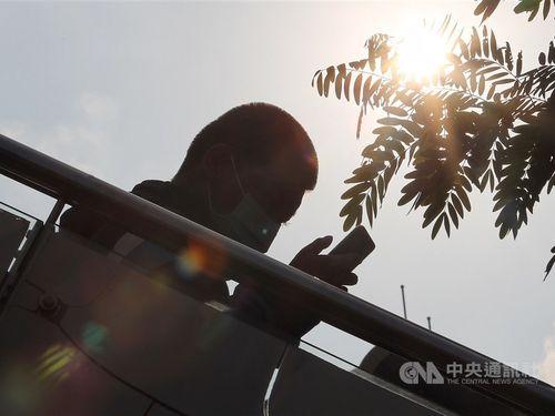 台北など7県市、最高気温36度以上の予想 高温情報で注意喚起
