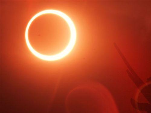 台湾、各地で晴れ 夏至の金環日食、観測できる可能性「比較的高い」