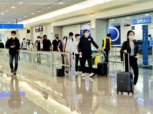 台湾、桃園空港での乗り継ぎを条件付きで再開 きょうから 中国は除外=資料写真