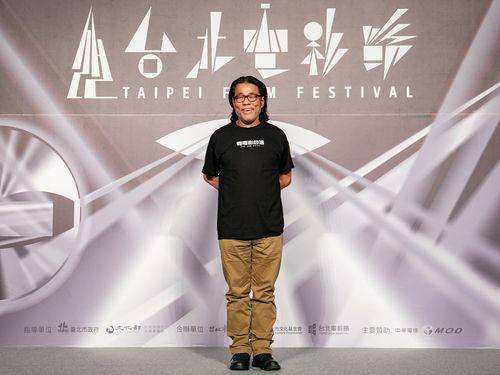 笑顔のリー・ピンビン(李屏賓)氏=台北映画祭提供