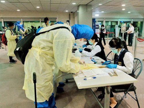台湾、新型コロナ感染者1人増 南アからの帰国者 出発前の検査では陰性