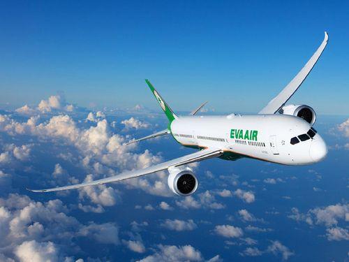 エバー航空、航空会社ランキングで4位に 前回より1つ上昇
