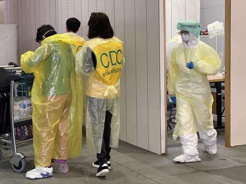 台湾、新たに1人感染確認 フィリピンから帰国の30代女性=資料写真