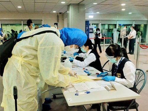 台湾滞在歴のタイ人、母国で陽性 台湾で感染「排除できない」=対策本部