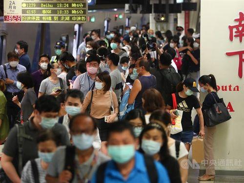台湾鉄道、乗車28日前から切符の購入可能に=資料写真