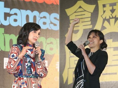 田知学さん(左)とKolas Yotakaさん