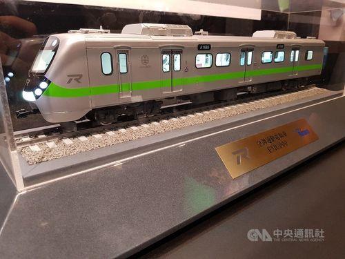 EMU900型電車の模型