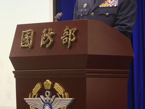 複数の中国軍機が台湾南西の空域に進入 国防部「厳正に非難」