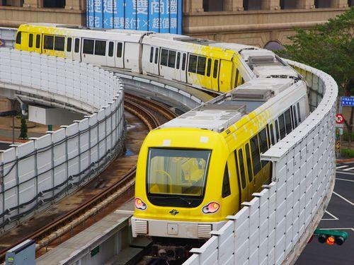 MRT環状線、1日当たりの輸送人員が過去最多を記録 4万7千人=資料写真