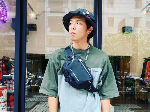 歌手で俳優のエイリアン・ホアン(黄鴻升、小鬼)=本人のインスタグラムから