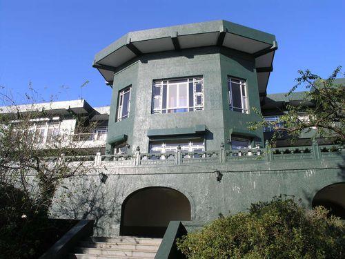 蒋介石ゆかりの陽明書屋=台北市観光伝播局のウェブサイトから