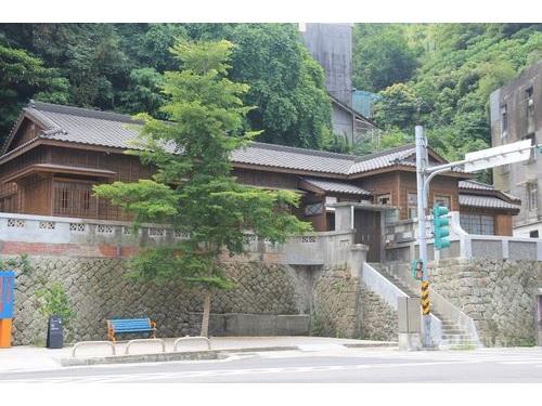 修復された日本統治時代の社長宅