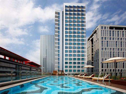 台北信義区の高級ホテル、ハンブルハウス台北=同ホテルのフェイスブックページより