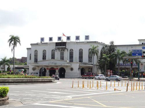 台南駅=台湾鉄路管理局提供