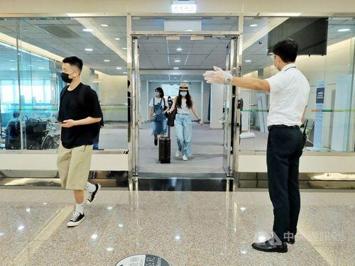 台湾、コロナ新規患者4人増 インドネシア、比、トルコから入境=資料写真
