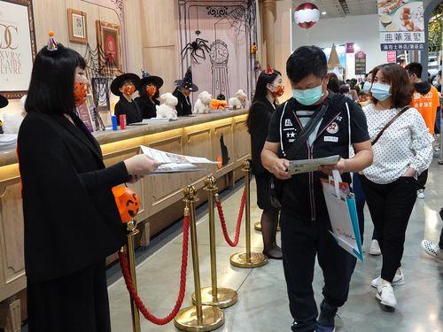 「台北国際トラベルフェア」会場の様子