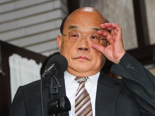 蘇貞昌行政院長