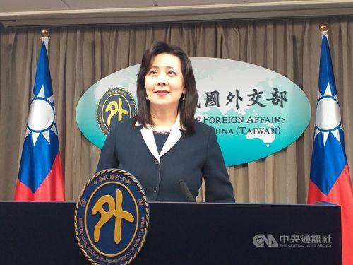 外交部の欧江安報道官
