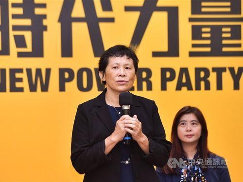 陳椒華立法委員