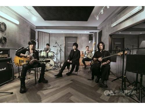 台湾の人気バンド「メイデイ」(五月天)=相信音楽提供