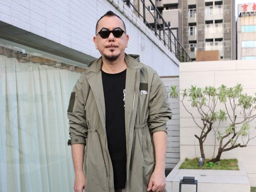 アンソニー・ウォンさん=LINE TV提供