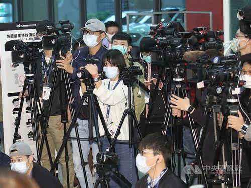 台湾駐在の外国人記者、約4割増 「報道自由度が高い証し」=外交部