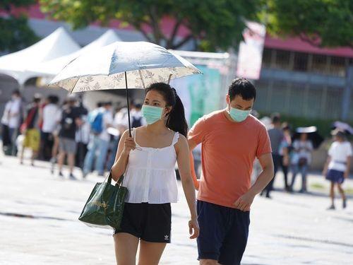 2020年の台湾、観測史上最も暖かい一年に