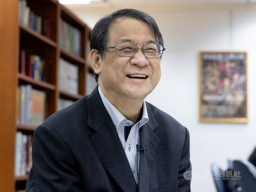 日本台湾交流協会の泉裕泰・台北事務所代表