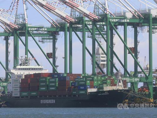長栄海運の貨物船=資料写真