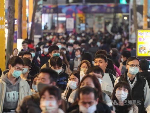 台湾のインフル重症患者が過去最少となった(中央社資料写真)