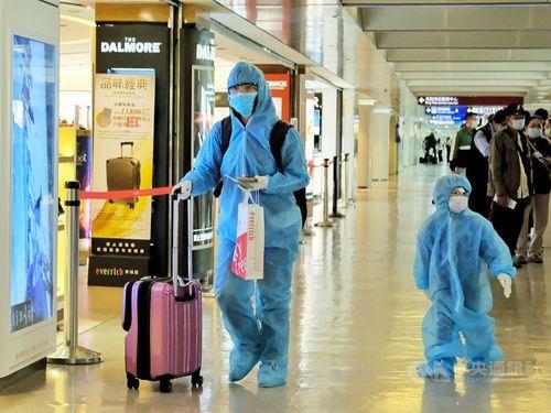 台湾で3人感染確認 米、比、インドネシアから入国=資料写真