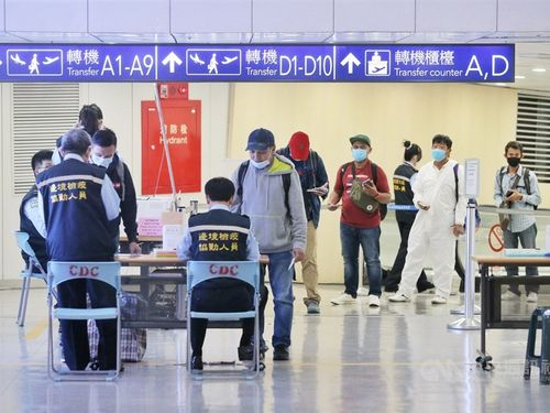 台湾、輸入症例が3例 国内感染はなし 新型コロナ=資料写真
