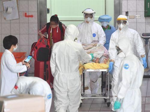 台湾、国内感染新たに2人=北部の病院クラスター関連 新型コロナ(資料写真)