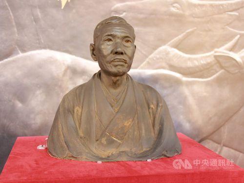 黄土水が手掛けた山本悌二郎の胸像