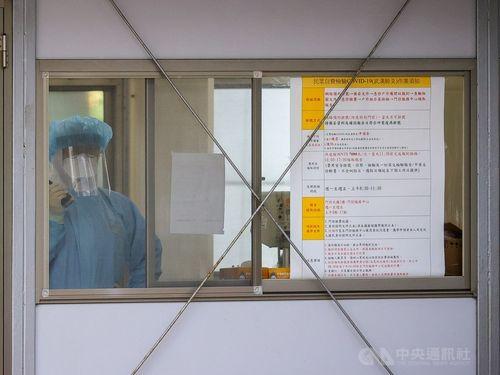 台湾、コロナ患者3人増 うち1人は病院クラスター関連=資料写真