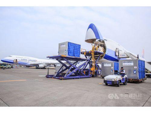 チャイナエアライン(中華航空)はワクチン輸送の商機をつかもうと、マイナス80度の低温で輸送するサービスを導入する方針を明らかにした(写真=同社提供)