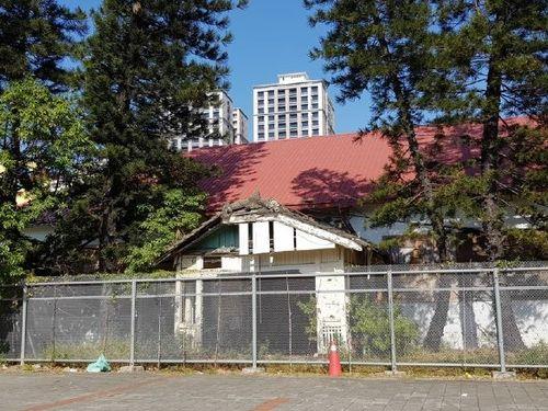 台南市の「済生医院」=同市文化資産管理処提供