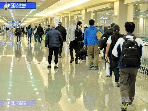 台湾、新たに2人の感染確認 フィリピンとマレーシアから入国=資料写真