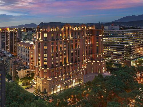 マンダリンオリエンタル台北(台北文華東方酒店)=同ホテルのフェイスブックページより