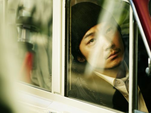 日本映画「ホムンクルス」の場面写真=台北金馬映画祭実行委員会提供