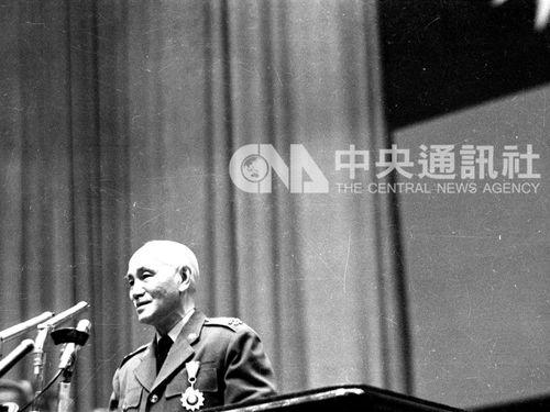 蒋介石元総統