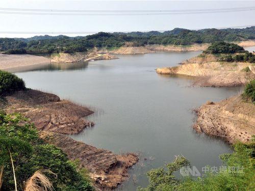 北部・新竹県の宝山第2ダム=資料写真